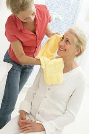 L'aide aux personnes âgées